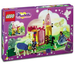 LEGO The Royal Stable Set 5807 Packaging