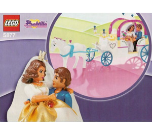 LEGO The Royal Wedding Coach Set 5877