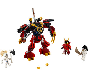 LEGO The Samurai Mech Set 70665