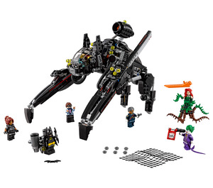 LEGO  The Scuttler Set 70908