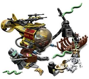 LEGO The Shipwreck Set 7776