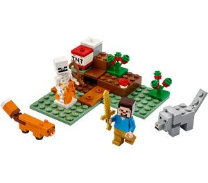 LEGO The Taiga Adventure Set 21162