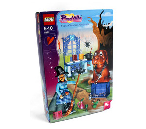 LEGO The Tinderbox Set 5962 Packaging