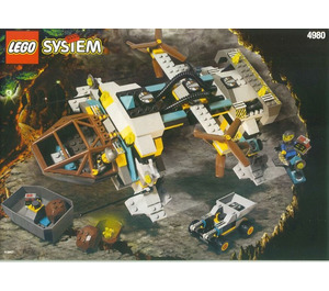 LEGO The Tunnel Transport Set 4980