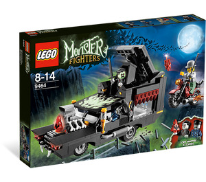 LEGO The Vampyre Hearse Set 9464 Packaging