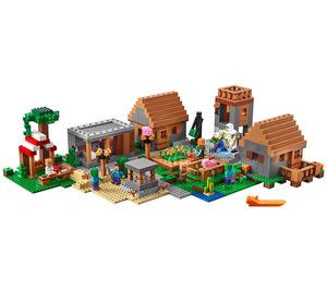 LEGO The Village Set 21128