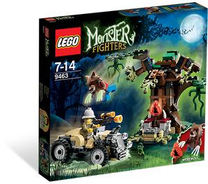 LEGO The Werewolf Set 9463 Packaging