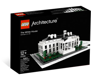 LEGO The White House Set 21006 Packaging