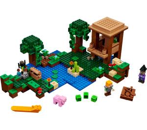 LEGO The Witch Hut Set 21133