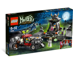 LEGO The Zombies Set 9465 Packaging