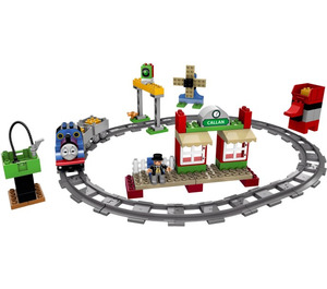 thomas the tank engine set instructions