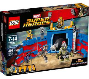 LEGO Thor vs. Hulk: Arena Clash Set 76088 Packaging