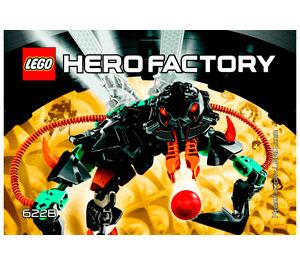 LEGO THORNRAXX Set 6228 Instructions
