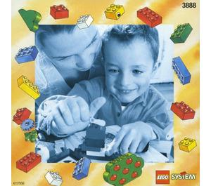 LEGO Three '8's Set 3888