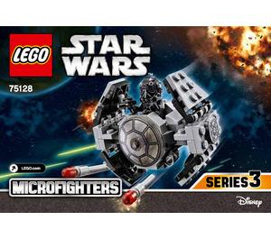 LEGO TIE Advanced Prototype Microfighter Set 75128 Instructions