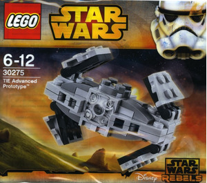 LEGO TIE Advanced Prototype Set 30275