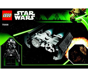 LEGO TIE Bomber & Asteroid Field Set 75008 Instructions