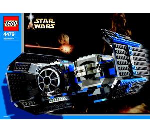 LEGO TIE Bomber Set 4479 Instructions