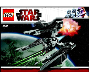 LEGO TIE Defender Set 8087 Instructions