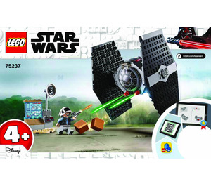 LEGO TIE Fighter Attack Set 75237 Instructions