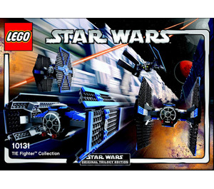 LEGO TIE Fighter Collection Set 10131 Instructions