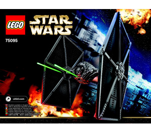LEGO TIE Fighter Set 75095 Instructions