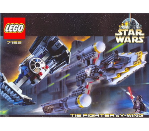 LEGO TIE Fighter & Y-wing Set 7152
