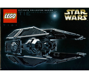 LEGO TIE Interceptor Set 7181
