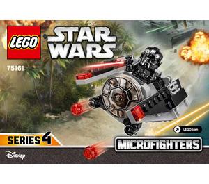 LEGO TIE Striker Microfighter Set 75161 Instructions