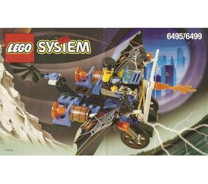 LEGO Time Tunnelator Set 6499
