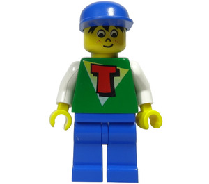 LEGO Timmy the Time Cruiser Minifigure