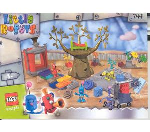 LEGO Tiny & Friends Set 7441 Instructions