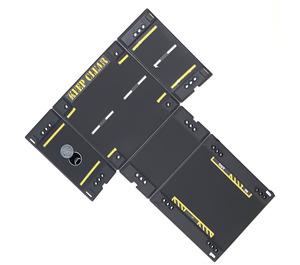 LEGO Tiny Turbo. Road Box with Sticker from Set 8199 (86501)