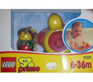 LEGO Tiny Turtle Set 2031