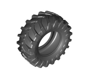 LEGO Tire 107 x 44 Tractor (23798)
