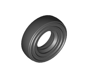 LEGO Tire Ø 14mm x 4mm Smooth Old Style (3139)