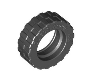 LEGO Tire Ø 17.6 x 6.24 with Band Around Center (92409)