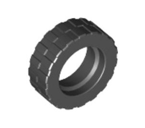 LEGO Tire Ø 17.6 x 6.24 without Band (42611 / 51011)