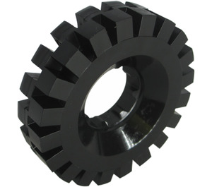 LEGO Tire 43 x 11 (17 mm Inside Diameter) (3634)