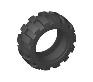 LEGO Tire 49.6 x 20 (Balloon 20 x 30) (6581)