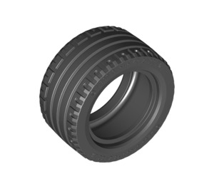 LEGO Tire, Low Profile, Wide Ø43.2 X 22 ZR (44309)