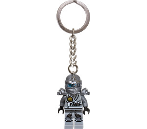 LEGO Titanium Zane Key Chain (851352)