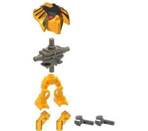 LEGO Toa Mahri Hewkii Minifigure