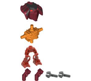 LEGO Toa Mahri Jaller Minifigure