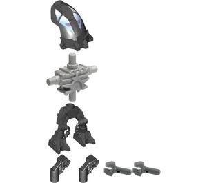 LEGO Toa Mahri Nuparu Minifigure