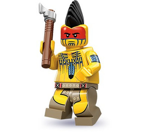 LEGO Tomahawk Warrior Set 71001-5