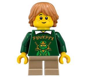 LEGO Tommy Minifigure