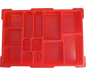 LEGO Top Tray for Lego Education Storage Bin - 13 Compartments (54572)