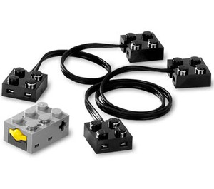 LEGO Touch Sensor and Leads Set 9911