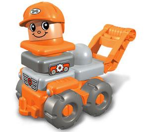 LEGO Tow-Me Truck Set 3696